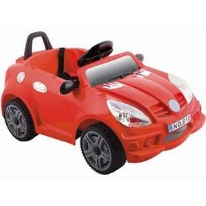 Mini Motos Sports Car 6v Red   DISCONTINUED Toys & Games