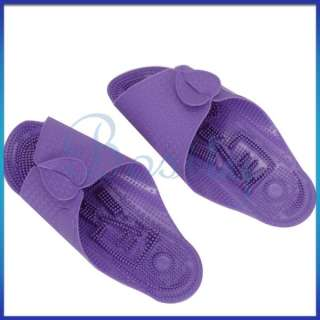 Feet Foot Scrubber Healthy Bath Acupuncture Brush Cleaner DIY Massager