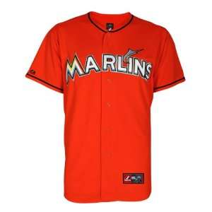 Miami Marlins 2012 Replica Alternate 1 MLB Baseball Jersey