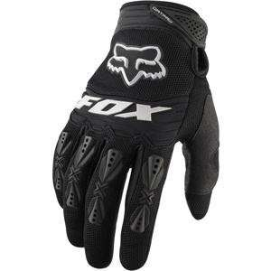 Fox Racing Dirtpaw Race Gloves   Small (8)/Black
