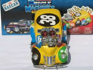Machines   Elliott Sadler M&Ms 1940 Ford Sedan Delivery Truck