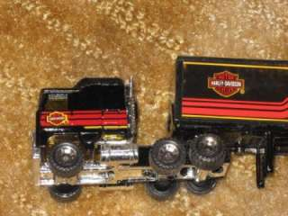 Kenworth Semi Truck Harley Davidson Big Rig Hauler Limited Edition