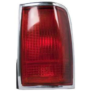 OE Replacement Lincoln Town Car Passenger Side Taillight