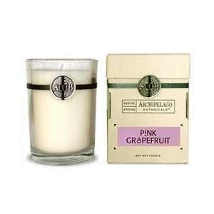 Botanicals Pink Grapefruit Boxed Candle
