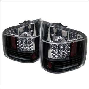 Spyder LED Euro / Altezza Tail Lights 94 01 Chevrolet S10 Automotive