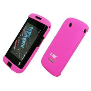 EMPIRE Pink Silicone Skin Case Cover for T Mobile Samsung Sidekick 4G