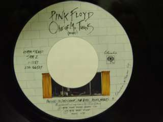 PINK FLOYD   The Wall LP (1st US Issue w/Bonus 7 Single Another