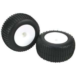 Sportwerks 1/10 Mounted Rear Truck TiresRST SWK5007 Toys & Games