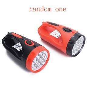 Rechargeable Portable High Brightness 12 LED Lamp