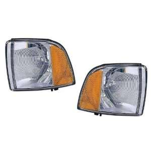Dodge RAM Pickup (W/ Sport Package) Replacement Corner Light Unit   1