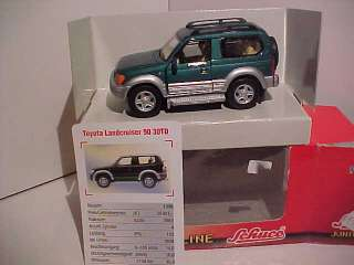 Toyota Land Cruiser LandCruiser 90 30TD Junior Line Schuco 1/43