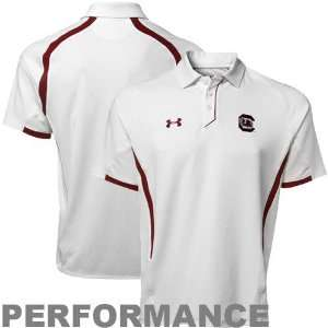 Under Armour South Carolina Gamecocks White 2010 Coaches