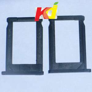 New SIM Card Slot Tray Holder For Apple iPhone 3GS 3G S Black