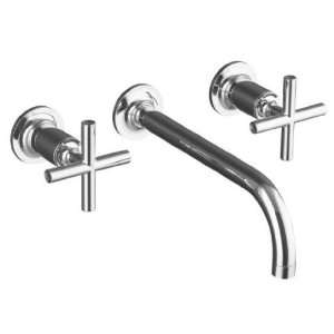 Kohler Purist Polished Chrome Wall Mount Bathroom Sink