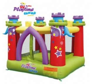 NEW JUMP?N DODGEBALL INFLATABLE BOUNCE HOUSE Bouncer Slide Air Blown