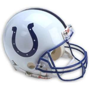 Indianapolis Colts Authentic Pro Line Helmet by Riddell