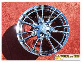 INFINITI G35 18 OEM CHROME WHEELS RIMS SET EXCHANGE