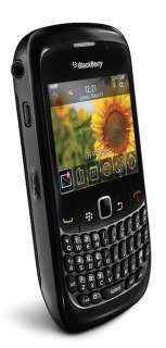 New Blackberry 8520 Curve Unlocked GSM Smartphone GPS, Wi FI