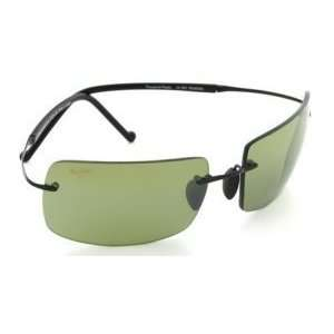 Maui Jim Thousand Peaks 517 Sunglasses, Blk/High Trans