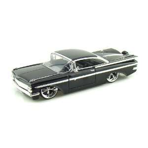 1959 Chevy Impala 1/24 Black Toys & Games