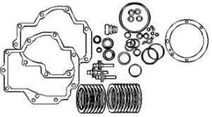 Case IH PTO Clutch Pack Kit w/ Brakes & Gasket 100 456 706 806 966