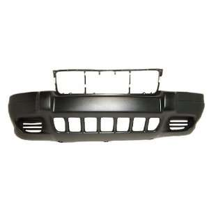 OE Replacement Jeep Cherokee/Wagoneer Front Bumper Cover (Partslink