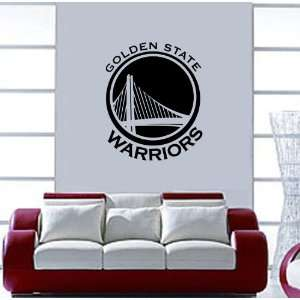 Golden State Warriors NBA Vinyl Decal Sticker / 16 x 13.2