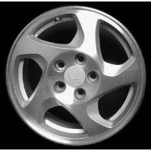 97 01 HONDA PRELUDE ALLOY WHEEL LH (DRIVER SIDE) RIM 16 INCH, Diameter