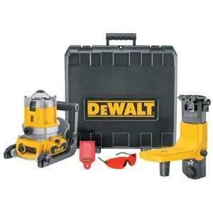 SEPTLS115DW071KI Dewalt Manually Leveled Rotary Lasers
