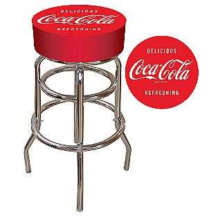 Vintage Pub Stool  Coca Cola Fitness & Sports Game Room Pub Tables