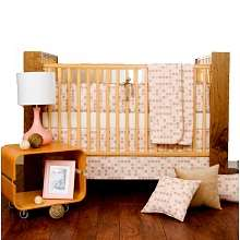 Glenna Jean Hopscotch 4 Piece Crib Bedding Set   Glenna Jean   Babies