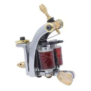 Triple Coil Handmade Tattoo Machine shader liner Gun E010660 Beauty