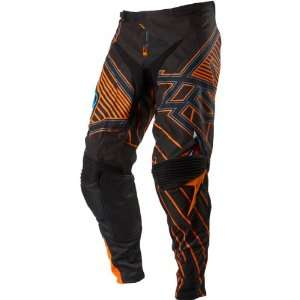 Fox Racing Platinum Vamplifier Mens MX Motorcycle Pants w