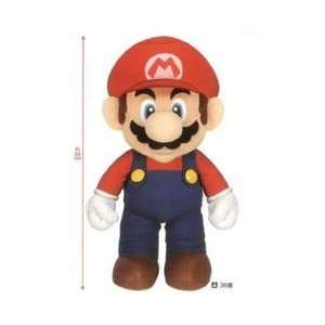 Super Mario Brothers Mario DX Action Figure 12 Inch Doll Toys & Games