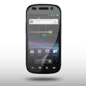 SAMSUNG GOOGLE NEXUS S CRYSTAL CLEAR LCD SCREEN PROTECTOR