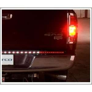Pure Lighting Tailgate 60 inch Red and White LED Light Bar Automotive