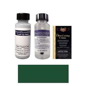1 Oz. Dark True Green Metallic Paint Bottle Kit for 1999