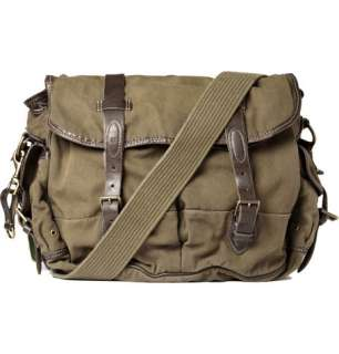 Accessories  Bags  Messenger bags  Large Canvas Messenger Bag