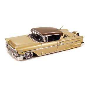 1958 Chevy Impala 1/24 Gold Toys & Games