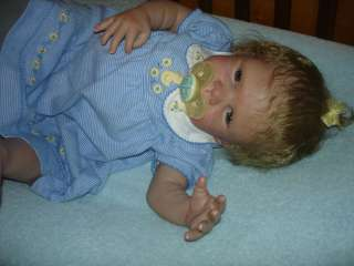 REBORN NEWBORN INFANT BABY GIRL *LMTB* MR NR LOW STARTING BID