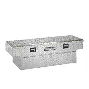 in. Aluminum Flush Mount Crew Cab Tool Box TAWB60CC