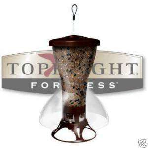 OPUS FORTESS BIRD SHELTER SQUIRREL PROOF BIRD FEEDER