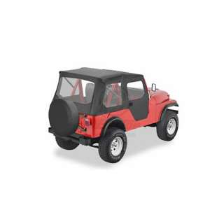 Jeep C6 with Doors Bestop Tigertop