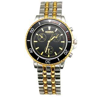 Little Dial Decoration Gent Mens Luxury Fashion Quartz Wristwatch