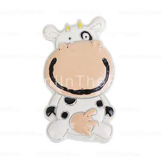 US$ 0.99   Cute Cartoon Style Fridge Magnets(Cow),  On