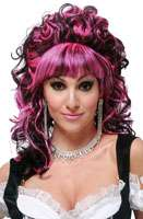 French Maid Costume Wig (Pink/Black) listed price $21.95 Our Price