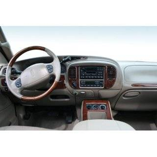 LINCOLN NAVIGATOR 2000 2001 2002 INTERIOR WOOD DASH TRIM KIT SET