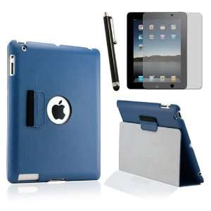 smart Cover function stylus holder for The New iPad 3 iPad 2 + Screen