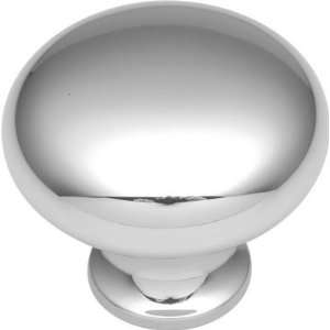 Belwith Keeler Polished Accent Collection 1 1/4 Cabinet Knob Polished