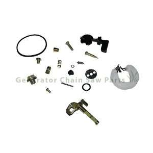 Motor Generator Lawn Mower Carburetor Carb Rebuild Repair Kit Parts